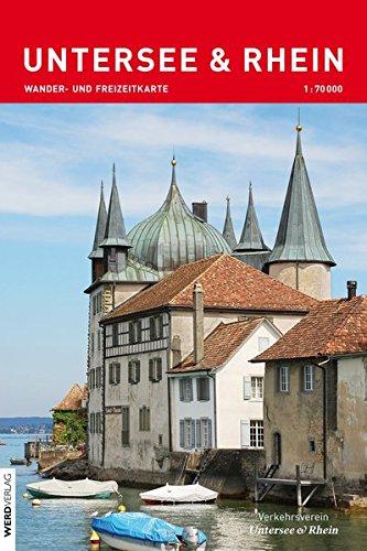 9783859326859: Untersee & Rhein Wander- und Freizeitkarte