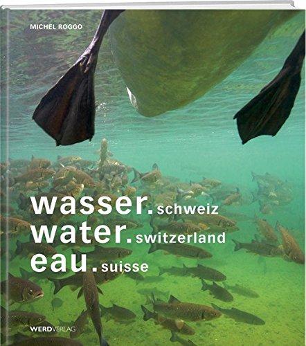 9783859327313: wasser.schweiz / water.switzerland / eau.suisse