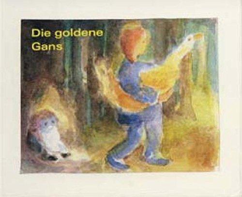 9783859890558: Die goldene Gans