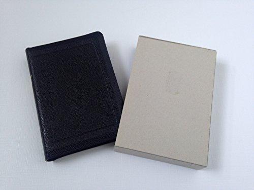 9783859950221: Das Neue Testament Und Die Psalmen / German Language New Testament and Psalms with Golden Edges, Protective Box / Printed in 1985 Switzerland