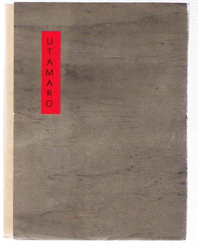 9783860200124: Utamaro