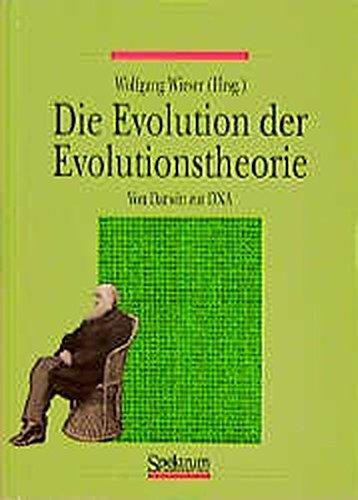 9783860252413: Die Evolution Der Evolutionstheorie