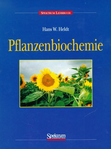 9783860252611: Pflanzenbiochemie (German Edition)