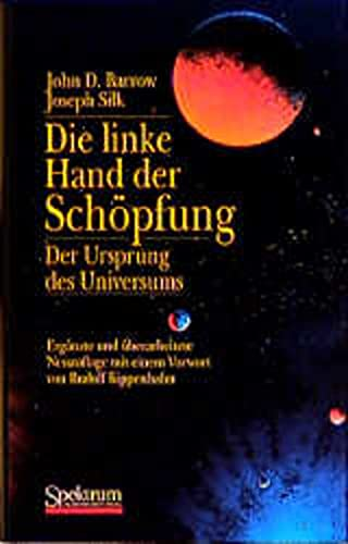 9783860253557: Die linke Hand der Schöpfung. Der Ursprung des Universums