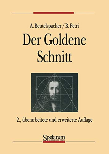 9783860254042: Der goldene Schnitt