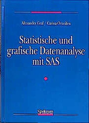 9783860257067: Statistische Und Grafische Datenanalyse