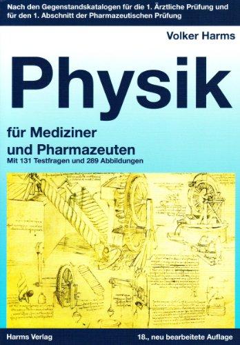 Physikpaket: Physik fur Mediziner und Pharmazeuten / Ubungsbuch Physik