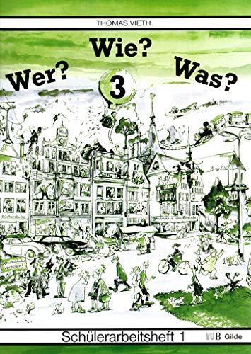 9783860350317: Wer? Wie? Was? - Level 3: Schulerarbeitsheft 3/1 (German Edition)