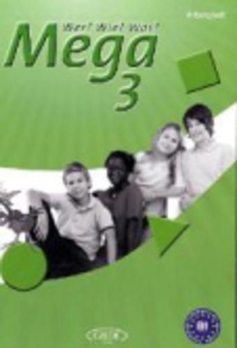 9783860351321: Wer? Wie? Was? - Mega: Arbeitsheft 3 (2) (German Edition)