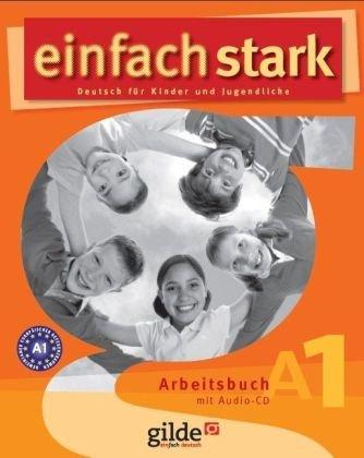 9783860352113: einfach stark - Arbeitsbuch A1