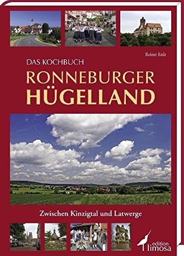 9783860374290: Das Kochbuch Ronneburger Hügelland