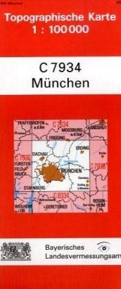 9783860381571: TK100 7934 München