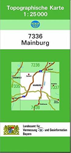 Mainburg 1 : 25 000