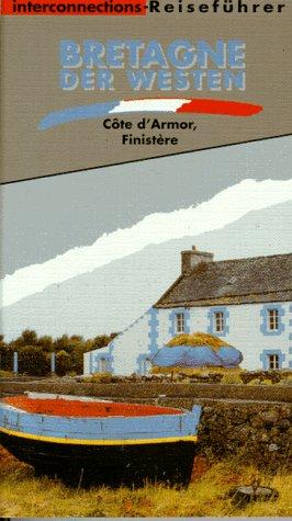 9783860400562: Bretagne. Der Westen - Finistère, Côte d'Armor