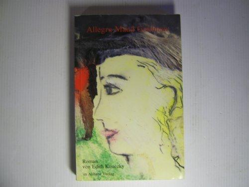 9783860421277: Allegra Maud Goldman
