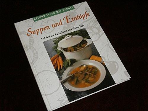 9783860470961: Suppen und Eintöpfe
