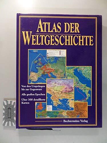 9783860471784: Atlas der Weltgeschichte