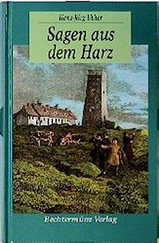 9783860471951: Sagen aus dem Harz