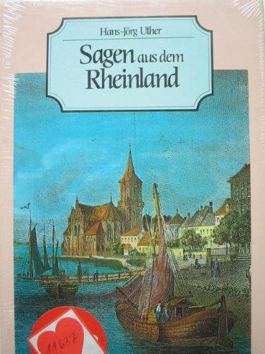 9783860472019: Sagen aus dem Rheinland