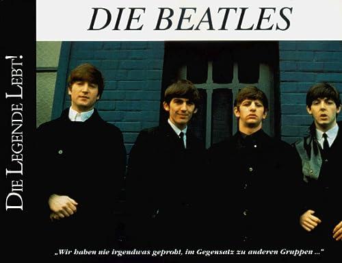9783860476413: Die Beatles. Die Legende lebt
