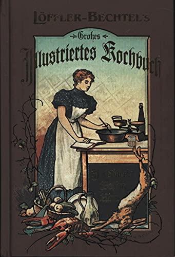 9783860476956: Grosses illustriertes Kochbuch