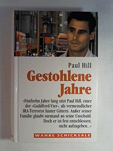 9783860479551: Gestohlene Jahre (Wahre Schicksale) (Livre en allemand)
