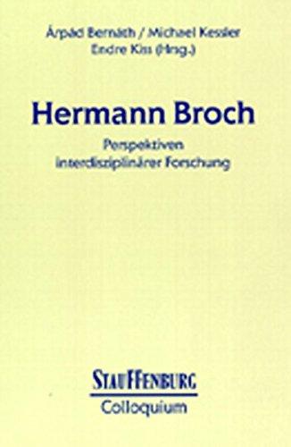 Hermann Broch: Hermann Broch