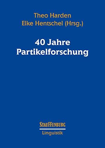 40 Jahre Partikelforschung: Theo Harden