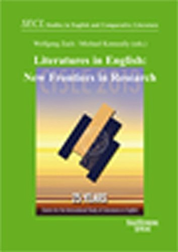 9783860573242: Literatures in English: New Frontiers in Research