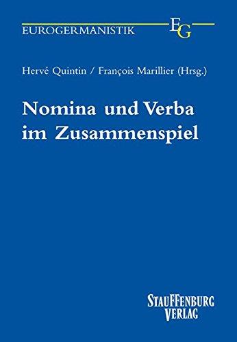 Nomina und Verba im Zusammenspiel: Hervé Quintin
