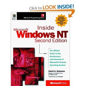 9783860633199: Inside Windows NT