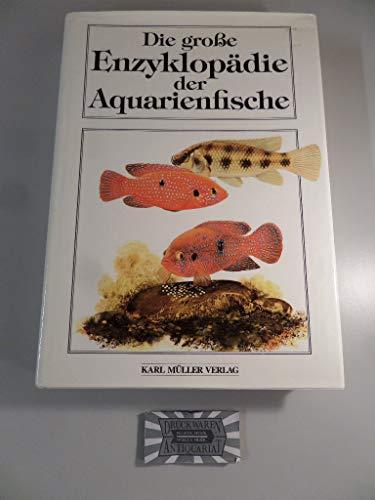 Die große Enzyklopädie der Aquarienfische.: Ivan Petrovicky (