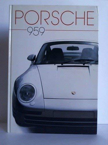 Porsche 959: Wood, Jonathan