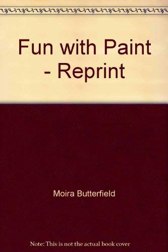 9783860703540: Fun with Paint - Reprint