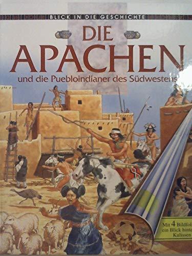 Die Apachen und die Puebloindianer des Südwestens Cover