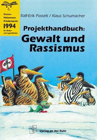 9783860721049: Projekthandbuch Gewalt und Rassismus