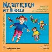 9783860721797: Meditieren mit Kindern. Stille�bungen, Phantasiereisen, Musikmeditationen, Wahrnehmungs�bungen...