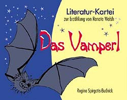 9783860721827: Literatur-Kartei. Das Vamperl