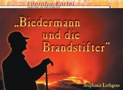 9783860724637: Biedermann und die Brandstifter