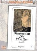 9783860727430: Literatur-Kartei 'Die Physiker'.
