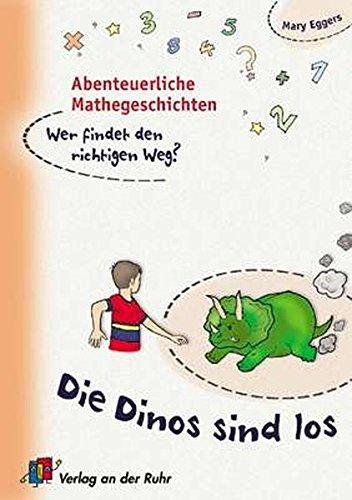 9783860727553: Abenteuerliche Mathegeschichten, 7 Hefte: Wer findet den richtigen Weg?. F�r Klasse 2 - 3
