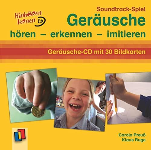 9783860727928: Soundtrack-Spiel Geräusche: Hören - erkennen - imitieren