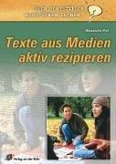 9783860728390: Sich schriftlich ausdrücken lernen. Texte aus Medien aktiv rezipieren.