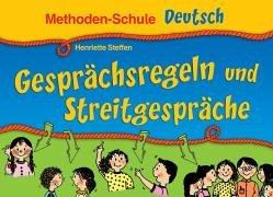 9783860729007: Gesprächsregeln und Streitgespräche. (Lernmaterialien)