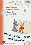 9783860729496: Im Land der Hexen und Kobolde - Kl. 4