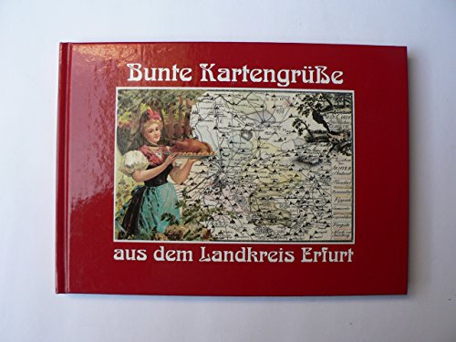 9783860870815: Bunte Kartengrüsse aus dem Landkreis Erfurt
