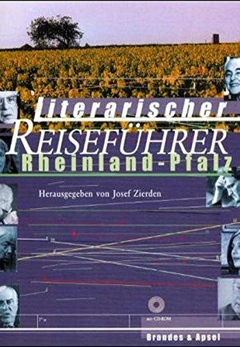 9783860994832: Literarischer Reiseführer Rheinland-Pfalz