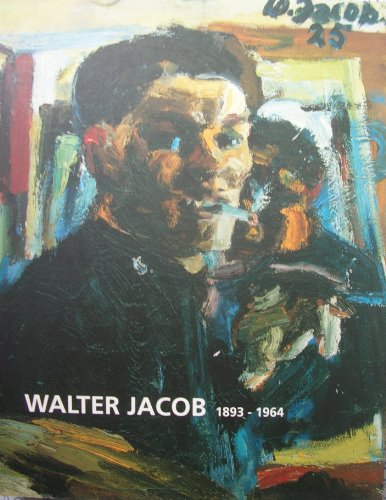 9783861040170: Walter Jacob: 1893-1964 : eine Retrospektive