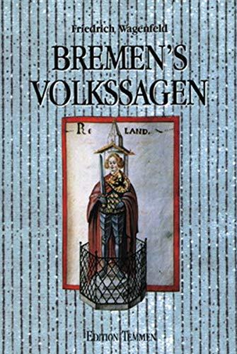 9783861081210: Bremen's Volkssagen