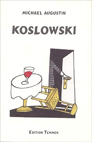 9783861081357: Koslowski: Geschichten nach dem Hörensagen (Livre en allemand)